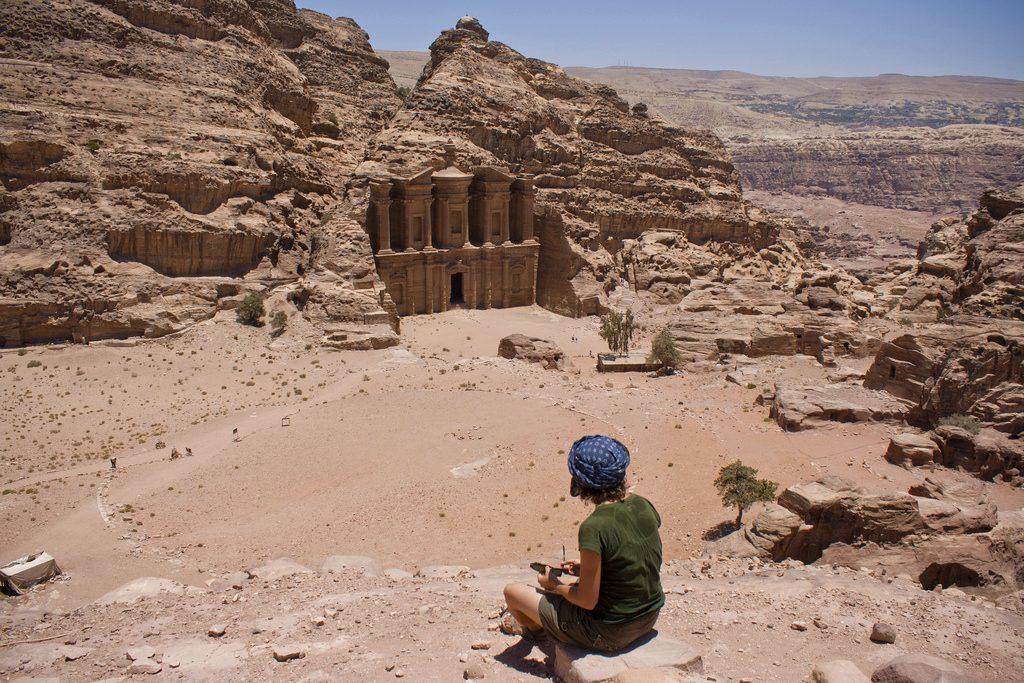 Pellegrinaggio in Giordania e Terra Santa