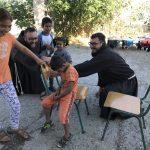 Un aiuto a chi è in fuga dalla guerra