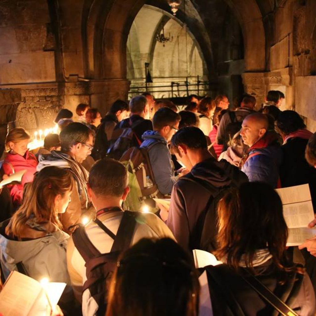 Chiedete pace per Gerusalemme
