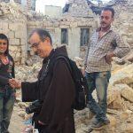 Francescani della Custodia di Terra Santa a fianco della popolazione siriana